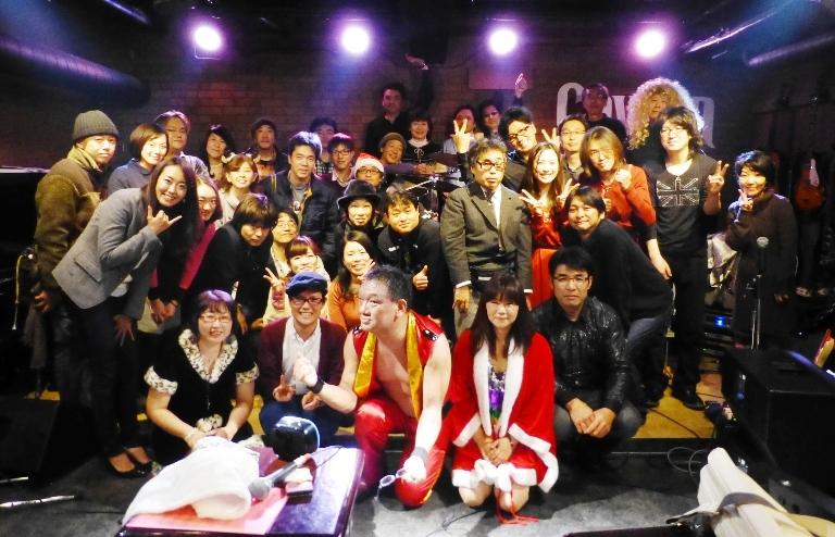 2014年カラフル年末ライブ、2日目のライブレポ♪part1_e0188087_2252389.jpg