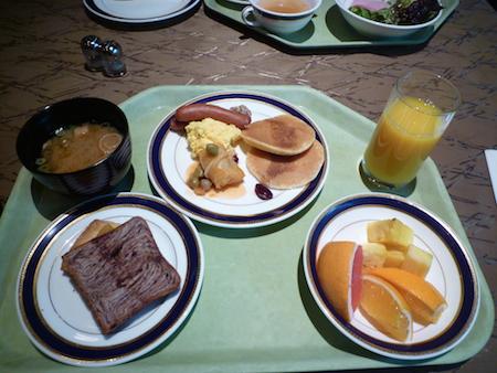 食いしん坊の旅No.13 グランドプリンスホテル京都の朝食_e0194987_20433383.jpg