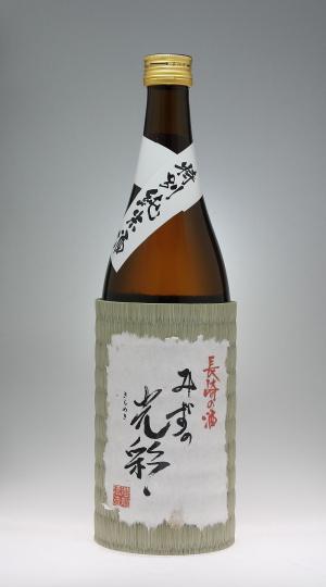 みずの光彩 特別純米酒 [潜龍酒造]_f0138598_02322.jpg