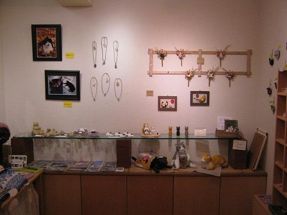 たまごの工房企画展 「 高円寺裏通り猫 展 」 その2_e0134502_17245417.jpg