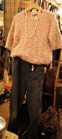 Knit Tops 再入荷_f0144612_11113837.jpg