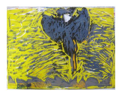 ほりすすみ版画に挑戦・小学生クラス(上高野)_f0211514_12295693.jpg