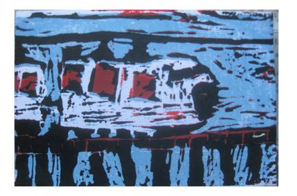 ほりすすみ版画に挑戦・小学生クラス(上高野)_f0211514_1230164.jpg