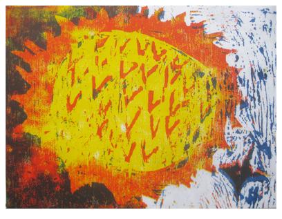ほりすすみ版画に挑戦・小学生クラス(上高野)_f0211514_12313577.jpg