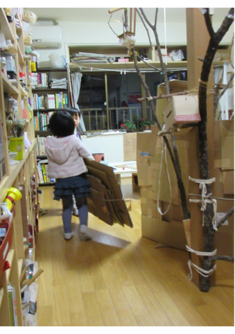 秘密基地・幼児クラス(上高野)_f0211514_13373724.jpg
