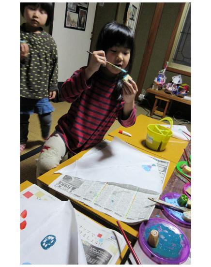 お野菜ぺたぺた凧作り・幼児クラス(比良)_f0211514_19445736.jpg