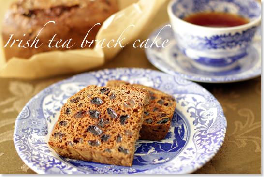 Irish Whisky Brack Cake  (Tea Brack)_d0133320_22165054.jpg