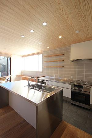 「キッチンを囲む家」クリーニング後の室内の様子などなど_f0170331_7224191.jpg