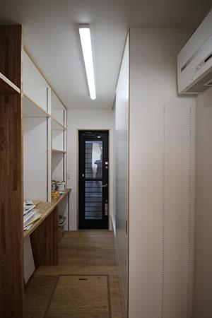 「キッチンを囲む家」クリーニング後の室内の様子などなど_f0170331_7225643.jpg
