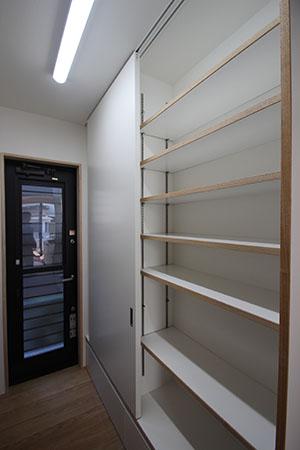 「キッチンを囲む家」クリーニング後の室内の様子などなど_f0170331_723064.jpg