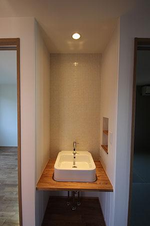 「キッチンを囲む家」クリーニング後の室内の様子などなど_f0170331_723985.jpg