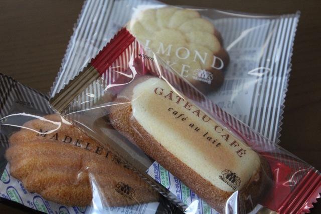 *モロゾフ* 〜焼き菓子〜_f0348831_23503765.jpg