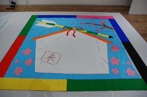 アートなお正月あそび[アートな巨大パズルあそび]を開催しました!_c0222139_10534955.jpg