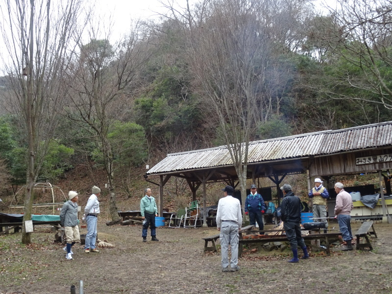 春蘭の道作りが順調に進んでいます  in  孝子の森     by     (TATE-misaki)_c0108460_20041928.jpg