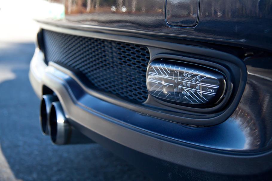 09y MINI Cooper S 6AT カスタム装備多数!入庫しました!_c0317377_20543454.jpg