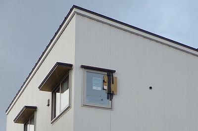 新潟市 外壁工事 ガルバリウム鋼板_c0091593_164312100.jpg