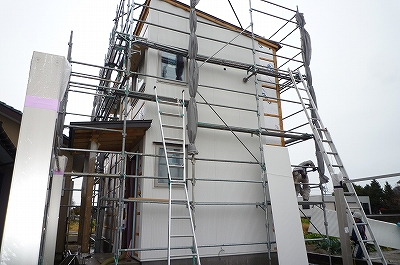 新潟市 外壁工事 ガルバリウム鋼板_c0091593_164373.jpg