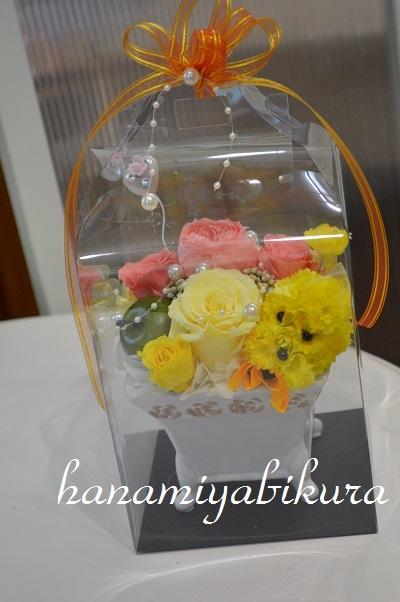 黄色のお花がお好きなかたの依頼作品_e0201009_20432215.jpg