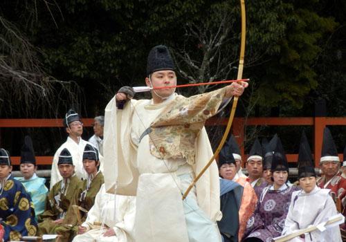 武射神事 上賀茂神社_e0048413_935179.jpg