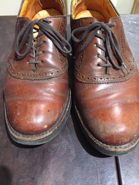 LLBeanの靴のお手入れ_b0226322_18353265.jpg
