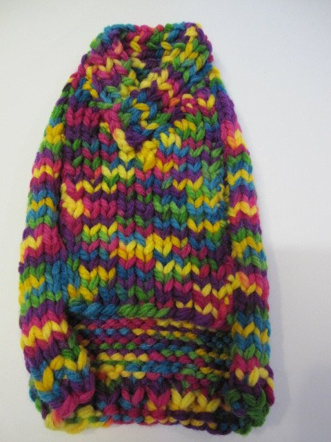 カラフルニット -ChunkySweater チャンキーセーター_c0151934_21234286.jpg