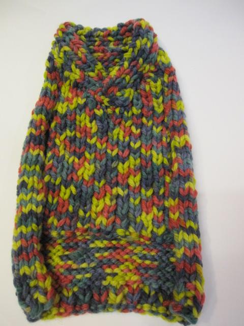 カラフルニット -ChunkySweater チャンキーセーター_c0151934_213298.jpg