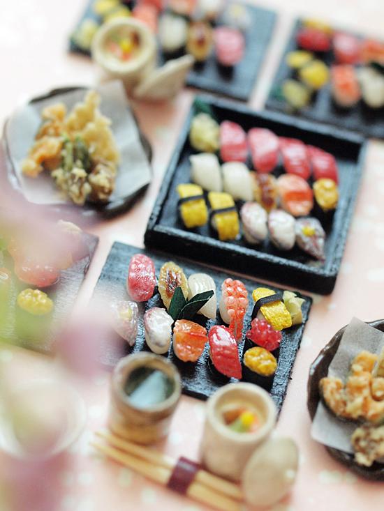 miniature* お寿司_e0172847_09054870.jpg