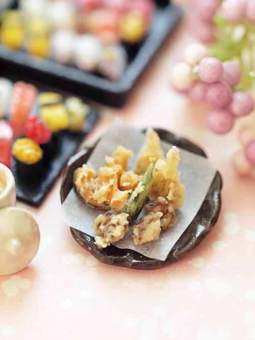 miniature* お寿司_e0172847_09055597.jpg