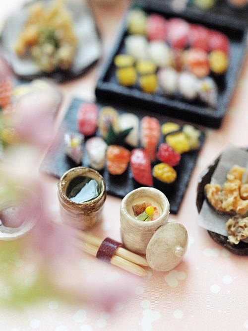 miniature* お寿司_e0172847_09060168.jpg