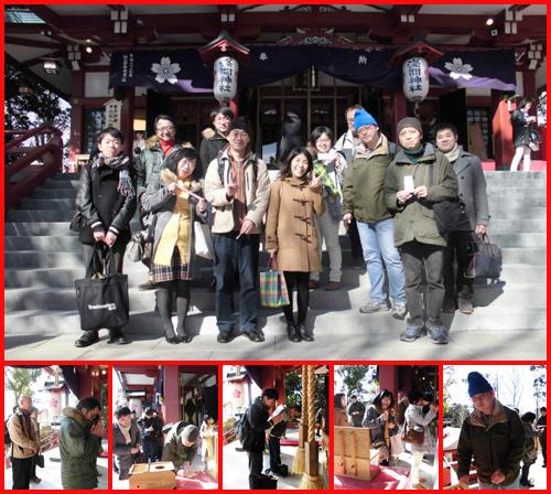 毎年恒例・多摩川浅間神社初詣_b0160959_23183386.jpg