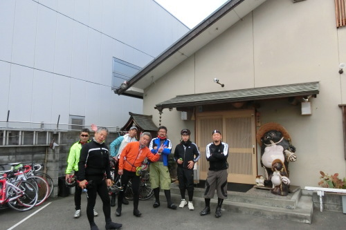 「京都でカレーうどん」サイクリング_b0332867_23290567.jpg