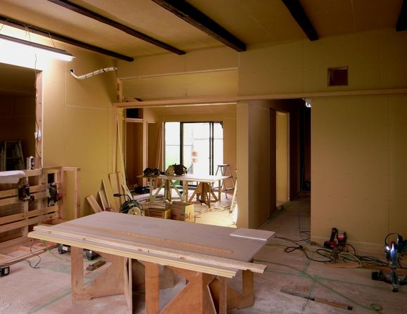 岩成の家 内部造作3_f0341886_8565015.jpg