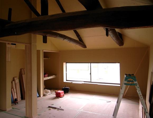 岩成の家 内部造作3_f0341886_8573667.jpg