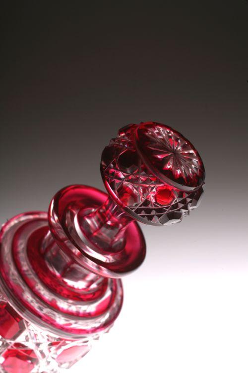 "Baccarat \""Diamants pierreries\""  RED 香水瓶_c0108595_0161617.jpg"
