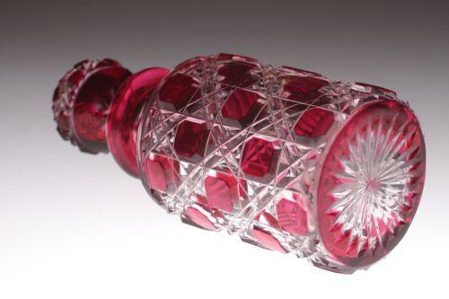 "Baccarat \""Diamants pierreries\""  RED 香水瓶_c0108595_0164287.jpg"