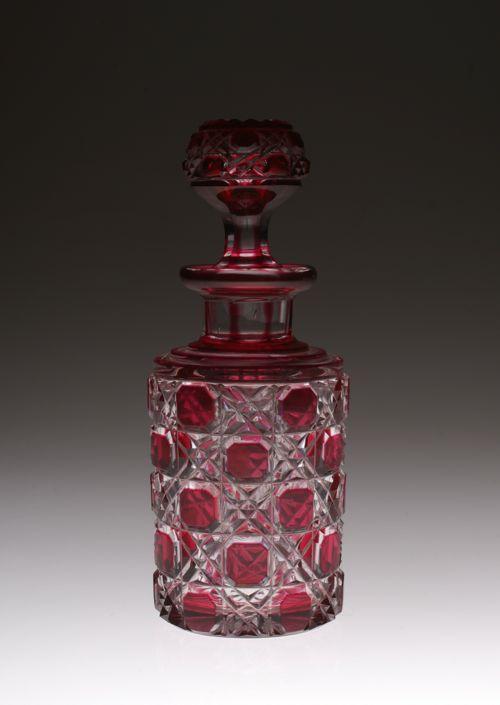 "Baccarat \""Diamants pierreries\""  RED 香水瓶_c0108595_23551831.jpg"