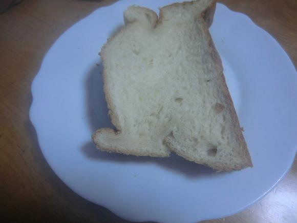 食パンとデザート_b0163121_21575351.jpg