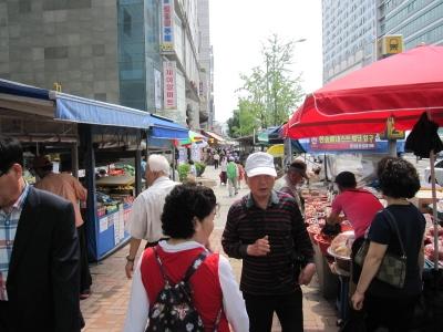 薬令市場で韓方パックを買う♪_d0133225_2244162.jpg