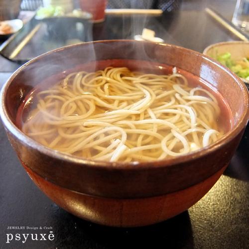 『よしむら清水庵』でお蕎麦を食べる_e0131432_15334236.jpg