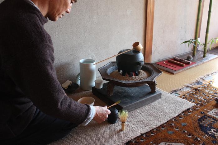 睦月のこたつ茶会はじまります_d0210537_1040592.jpg