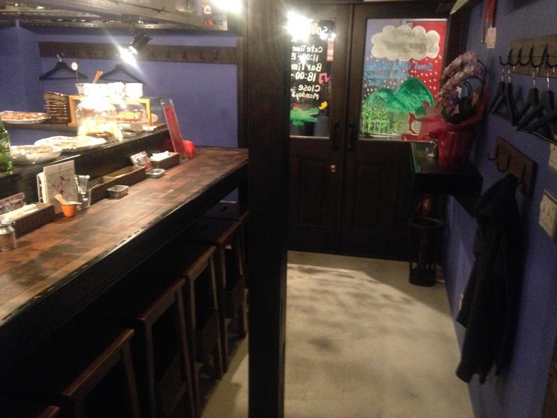 「Soul Food Kitchen」オープンしました。_b0152240_15351965.jpg