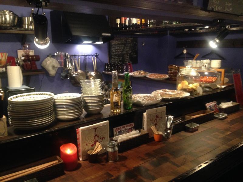「Soul Food Kitchen」オープンしました。_b0152240_1535297.jpg