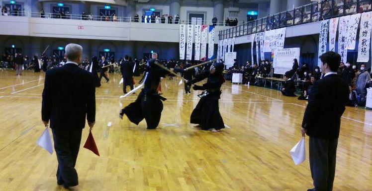 剣道「立切試合」_f0081443_19275899.jpg