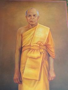 ヤムの会ミニトリップ、タイ寺院ワット・パクナム参拝とタイ料理クルワ・リム・ターン_c0030645_1249351.jpg