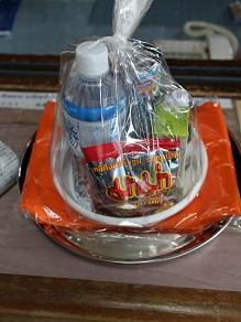 ヤムの会ミニトリップ、タイ寺院ワット・パクナム参拝とタイ料理クルワ・リム・ターン_c0030645_13242977.jpg
