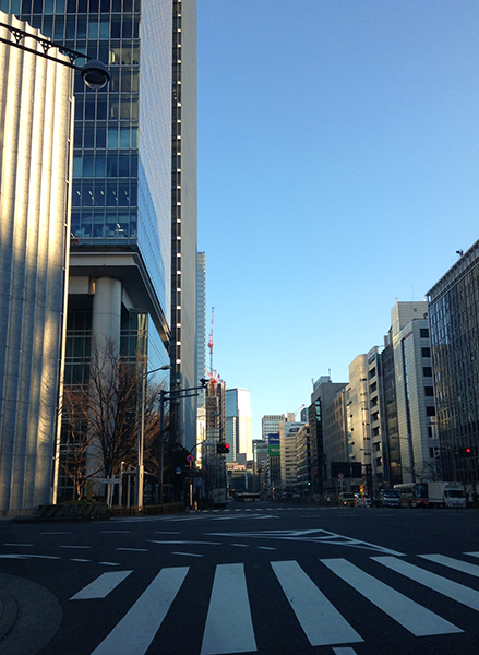 Hello from Tokyo 14 東京駅 _a0003650_21562567.jpg