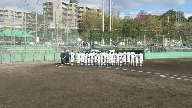 6年生チーム@生駒シニア杯_b0296154_1653021.jpg