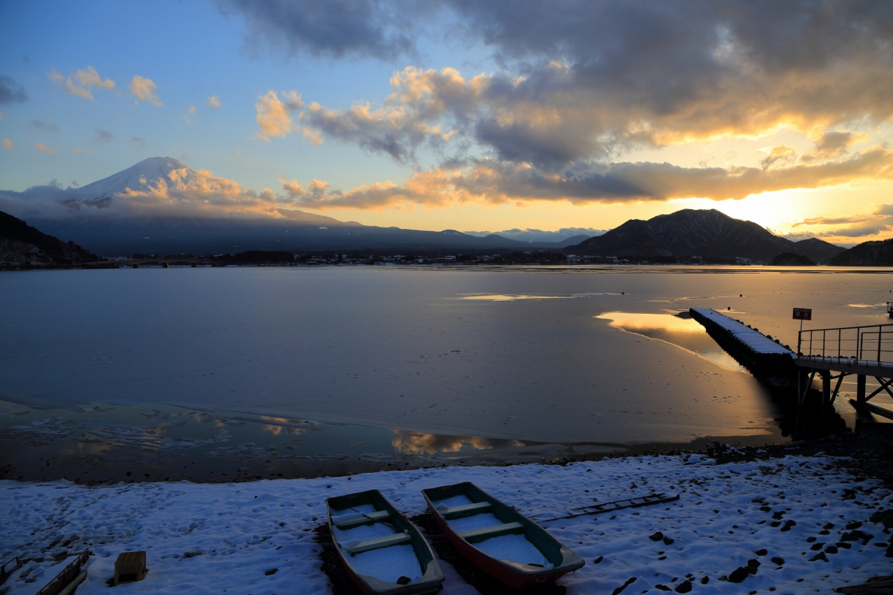 Sunset fuji_e0069488_181643.jpg