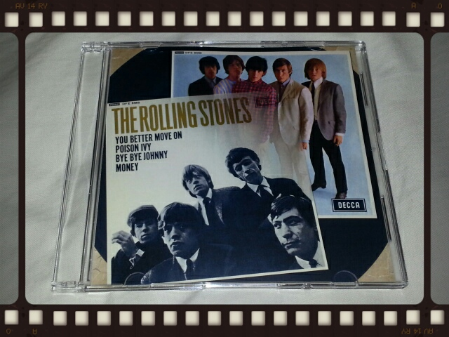 THE ROLLING STONES / THE ROLLING STONES & FIVE BY FIVE_b0042308_2343969.jpg