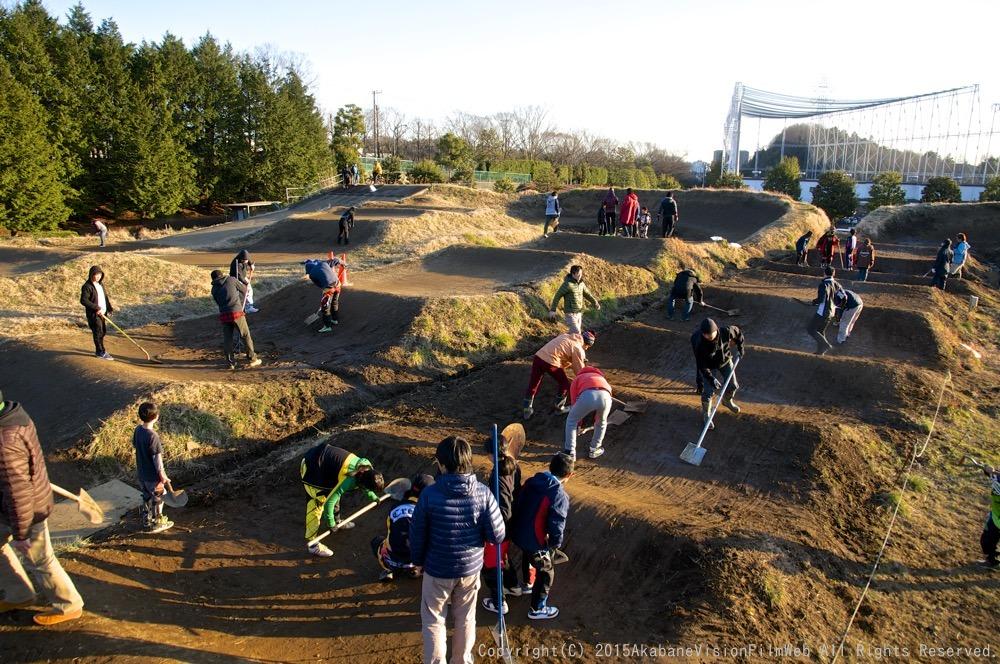 1月18日緑山コース開放日の風景_b0065730_1938464.jpg